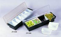 Купить Диспенсер барный для фруктов на 4 деления по 750мл Co-Rect 1464104