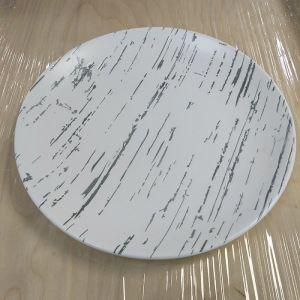 """Купить Тарелка мелкая без борта d-260 мм """"Светлый камень"""" G1601"""