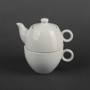 Купить Набор чайник заварочный 350 мл и кружка 200 мл HR1500