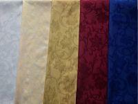Купить Ткань скатертная водоооталкивающая Цветы шир.150см пл. 240гр 50%хб/50%пэ 2-200