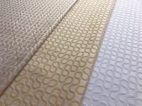 Купить Ткань скатертная водооталкивающая жаккард шир.150см пл.240гр/м 50%хб/50%пэ 13-200