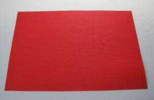 Купить Коврик для сервировки стола PVC 30х45см красный