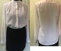 Купить Блузка женская с длинным рукавом ткань креп 100%пэ пл. 120г/м2