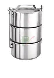 Купить термонтейнеры для транспортировки пищи (крышка без уплотнителя) 3 шт х 3л 20х11см kapp 35502093 недорого.