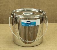 Купить контейнер для транспортировки первых блюд 20л 30х28см ozti 0220.03028.10 недорого.