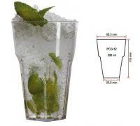 Купить стакан из поликарбоната высокий 300мл d-83*h-116мм granity plastport pcg12 недорого.