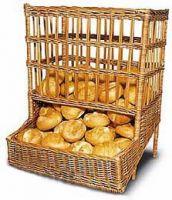 Купить Короб для булочек плетеный из лозы (500*450*h-600мм)