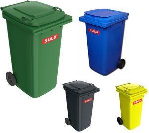 Купить Контейнер для сортировки мусора 240 л 582х728*h-1081мм MGB 240