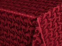 Купить Ткань Мати Перья 1625 161004 бордо шир.155см 64% хб /36% пэ пл. 220гр