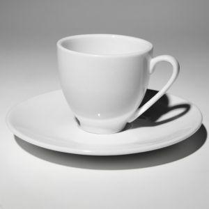 Купить Чашка с блюдцем 80мл F0771+F0772