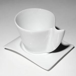 Купить Чашка чайная с блюдцем 220 мл F1190+F1191