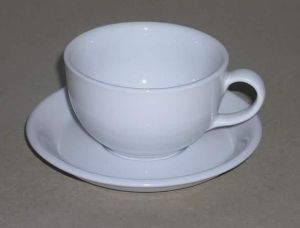 Купить Чашка чайная 250мл с блюдцем Ameryka 104/112