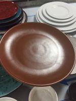 Купить Тарелка керамическая безбортовая 240мм h-30мм Украина