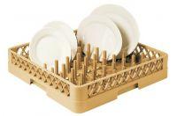 Купить Кассета для тарелок на 64 секции 500х500х100 мм Hendi 877104