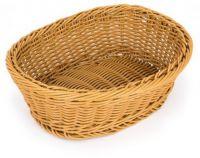 Купить Корзина для хлеба плетёная овальная 240х180х70см 9780