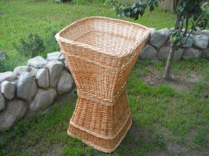 Купить Корзина для багетов лоза d-45х45/40х40см*h-80см KP-003