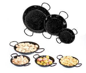 Купить Сковорода эмалированная Paella d-200*h-36мм Hendi 622735