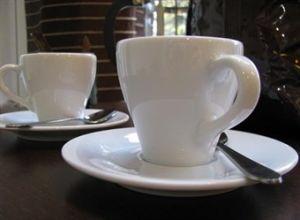 Купить Чашка кофейная 70 мл с блюдцем Paula 1700/1771