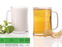 Купить Кружка пивная поликарбонат 500мл d-9см h-12,8см PLASTPORT PCG18