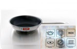Купить Сковорода с антипригарным покрытием d280x50 мм Ekber