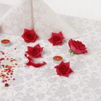 Купить Ткань Мати королевский цветочный узор 1589 шир.155см пл. 220гр