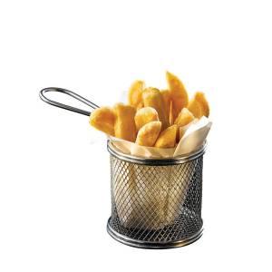 Купить Корзинка для картошки фри d-90 х h-90 мм Hendi 426449