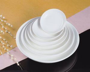 Купить Тарелка круглая без бортов d-240мм А0124