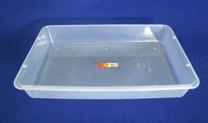 Купить Лоток пластиковый прозразный 400*250*72мм Senyayla 1465