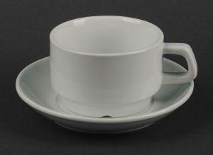 Купить Чашка чайная с блюдцем 250мл HR1300
