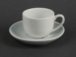 Купить Чашка кофейная с блюдцем 90мл HR1316