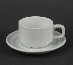 Купить Чашка с блюдцем капучино 150мл HR1327