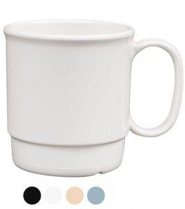 Купить Чашка чайная из поликарбоната 239мл d-103*h-80мм 75CW