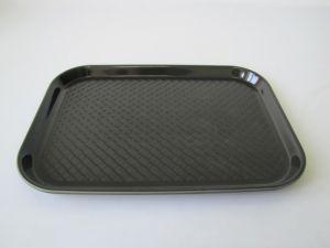 Купить Поднос пластиковый черный 510x380мм 173-35