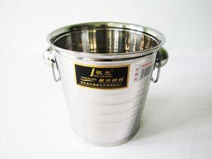 Купить Ведро для шампанского н/ст 190*190мм 174-65
