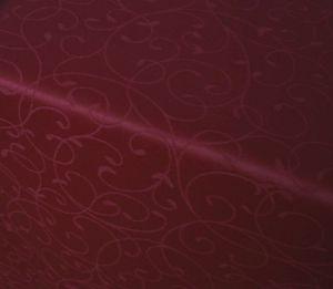 Купить Ткань Мати мелкий завиток 1812 цвет 191862 бордо шир.155см пл. 237гр