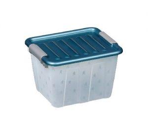 Купить Клипбокс ящик пластиковый 3л 205х170*h-134мм Plast Team 2234