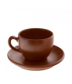 Купить Чашка кофейная с блюдцем 100мл Latvijas keramika 22E768