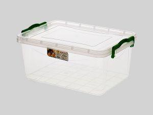 Купить Клипбокс ящик пластиковый 7,5л 340х235*h-140мм Senyayla Plastik 2681