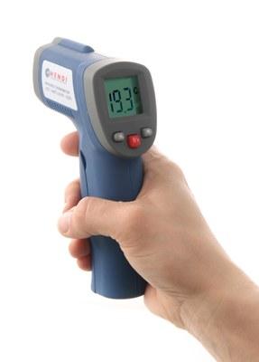 Купить Термометр цифровой бесконтактный -32/400°C 37x70*h-150мм Hendi 271148