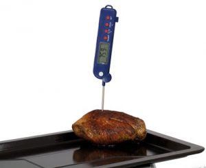Купить Термометр цифровой со складным зондом 150мм -50/+300°C Hendi 271308