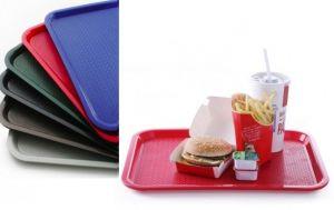 Купить Поднос пластиковый Fast Food 310x435мм Hendi 878910