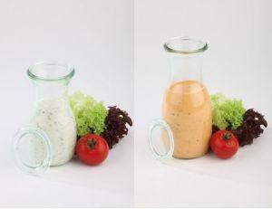 Купить Бутылка стеклянная для молочных коктейлей 500мл d-60*h-190мм APS 82308