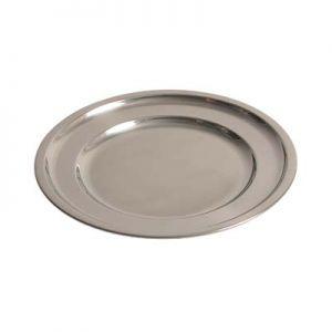 Купить Блюдо круглое сталь под колпак 255мм STALGAST