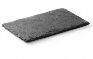 Купить Блюдо для подачі чорний сланець 400x300 мм Hendi 424957