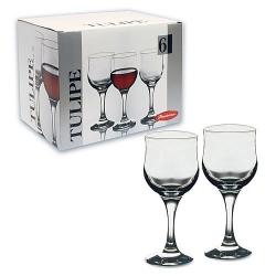 Купить Фужер для красного вина 240мл Pasabahce Tulipe 44163