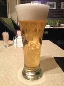 Купить Стакан для пива из поликарбоната 300мл d-78*h-179мм 8533