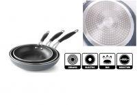 Купить сковорода с нано-керамическим покрытием d240x50 мм hendi 621110 недорого.