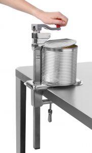Купить Открывалка для консервных банок настольная 55 см Hendi 690000