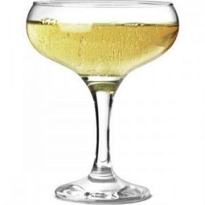 Купить Фужер для шампанского 270мл Pasabahce Bistro 44136