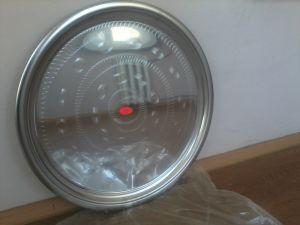 Купить Блюдо круглое нерж. сталь d-300мм Ekber 4111000